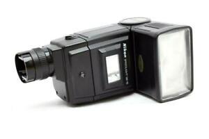 Very Clean Nikon SB-16A Speedlight Flash for F3, F3HP Cameras #17333