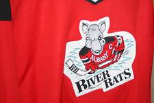 Albany River Rats Minorleague Hockey Jersey Sz Xl Defunct Ahl Rare
