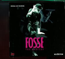 Fosse / The Musical - Original Cast Recording