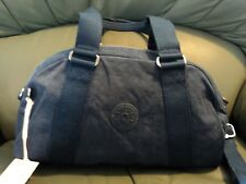KIPLING TIANI S - DUST BLUE - there is no monkey with this bag