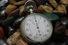Vintage United States Army Ord. Dept. Chronograph 7J 16s Pocket Watch
