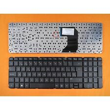 Teclado Español Hp G7-2000 negro sin marco      0120035
