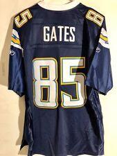 Reebok Premier NFL Jersey San Diego Chargers Antonio Gates Navy sz S