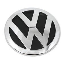 Original VW T5 Transporter VW-Emblem hinten Heckklappe Logo chrom Zeichen OEM