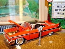 1958 PLYMOUTH BELVEDERE LIMITED EDITION 1/64 M2 50'S CRUISER M2 CHRISTINE'S SIS
