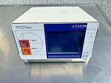 Pulsion Modèle Picco Plus Hämodynamischer Moniteur Patient