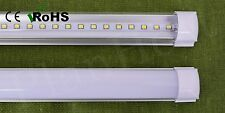 Integrated 2FT 10W T8 LED Fluorescent Replacement Tube Light Bulb 1200 Lumens