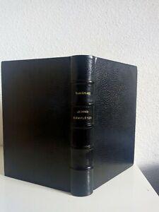 Oeuvres complètes de SHAKESPEARE + Dédicace Théodore de Banville
