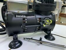 IWATA STUDIO SERIES Airbrush set: Air Compressor, Airbrush, Air Hose (CGH012327)