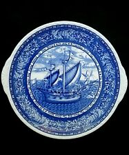 Nikko Japan 500th Anniversarsary commemorative ceramic plate 1492 Columbus