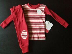 Burt's Bee Baby pajamas 6-9 months New