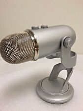 Blue Microphones Yeti Professional USB Condenser Microphone - Sliver