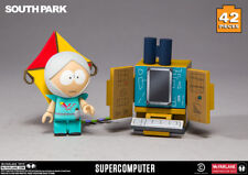 South Park Micro Construction Set Kyle with Supercomputer McFarlane Toys