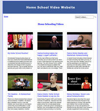 Video Website Creator for Home School Make MONEY From Amazon - Google