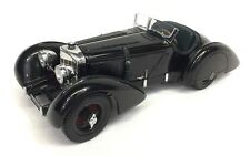 CMC 1932 Mercedes Benz SSK Black Prince Diecast Model Car 1:24 1930 Trossi