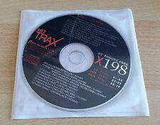 HIT TRAX (ALANIS MORISSETTE, OUTKAST, TINA TURNER) - CD PROMO COMPILATION
