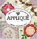 Applique : (Letts Creative Needlecrafts) :, Walmsley, Jane, Used; Good Book