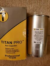 Titanpro Trcfd6010 Hvac Round Dual Motor Run Capacitor 6010 Mfduf440370