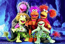 Fraggle Rock Poster/Fraggle Kids