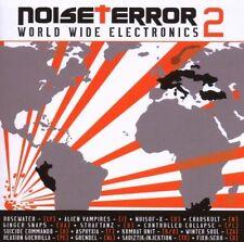 Noise terrore 2 CD X-Fusion Noisuf-X Alien Vampires