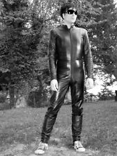 Leather Suit Leather Overalls ledercatsuit Leather Catsuit