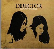 (DX302) Director, I'll Wait For Sound - 2009 CD