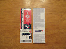 BOSTON RED SOX UNUSED PLAYOFF TICKET GAME #7 2013 ALCS VS. DETROIT TIGERS