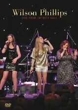 NEW Wilson Phillips Live from Infinity Hall (DVD)