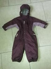 REI snowsuit, high quality, insulated, boy girl 18 mos, one piece jacket pants