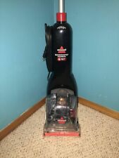 Parts Only: Bissell 47B21 Quick Steamer PowerBrush Pet Carpet Cleaner Read Ad