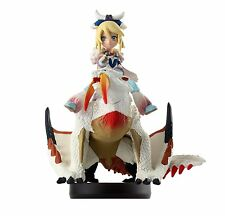 Amiibo Nintendo Berioros (Hyoga) & Ayuria Monster Hunter Stories Wii U 3DS