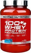 Scitec Nutrition Whey 27,07?/kg Protein Professional Eiweiß Pulver 920g