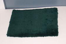 Wheelchair-Sheepskin Seat Cushion-Green color
