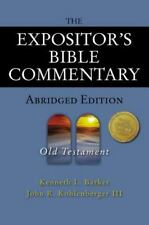 The Expositor's Bible Commentary Ab