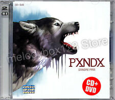 CD+DVD Pxndx Sangre Fria Mexican Edition NEW & ORIGINAL Universal Mexico Panda
