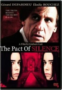 The Pact of Silence DVD RARE-Gerard Depardieu 2003 FRENCH LANGUAGE THRILLER