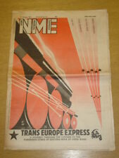 NME 1981 JAN 10 SMOKEY ROBINSON THE FALL STEVE WINWOOD