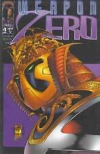 Weapon Zero Vol. 2 (1996-1997) #4
