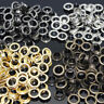 Eyelet with Washer Leather Craft Repair Grommet Dia 3.5/4/5/6/8/10/12/14/15mm