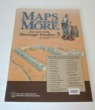 Maps and More Heritage Studies 3 BJU Press Christian Home School Educational New