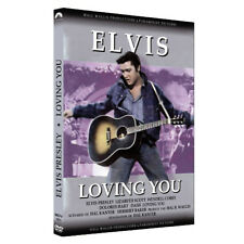 LOVING YOU (Elvis Presley) DVD Version Française