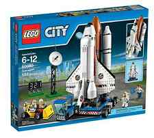 LEGO® City 60080 Raketenstation NEU WASSERSCHADEN_ Spaceport NEW WATER DAMAGE