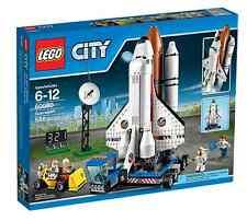 LEGO® City 60080 Raketenstation NEU WASSERSCHADEN_ Spaceport NEW WATER DAMAGE