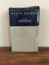 Ralph Lauren Annadale Noland Green European Euro Pillow Sham