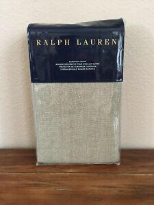 Ralph Lauren Annadale Noland European Euro Pillow Sham Green