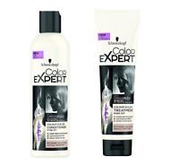 DUO Schwarzkopf COLOR EXPERT Omega Plex Colour Sealer Conditioner + Treatment