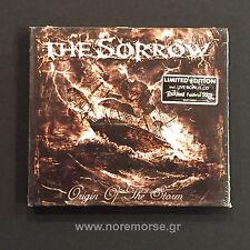 THE SORROW - ORIGIN OF THE STORM +6, 2CD LTD DIGI Drakkar Rec. 2009 NEW SEALED