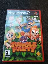 Buzz! Junior Jungle Party PS2 Playstation 2 With Manual - Buzz