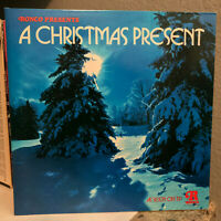 "1973 RONCO - A CHRISTMAS PRESENT (Pop-Up Gatefold) - 12"" Vinyl Record LP - EX"