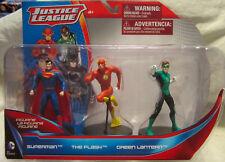DC Comics Justice League Superman The Flash Green Lantern Figurine